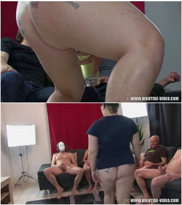 Hightide Video LOUISE HUNTER – SHIT HAPPENS EVERY DAY (720p, Fat, Gangbang, Male Scat, Shit On Woman)
