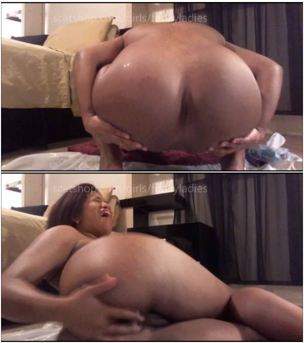 Sydnee's Debut (ass To Mouth, Ebony, Enema, 02.11.2017)