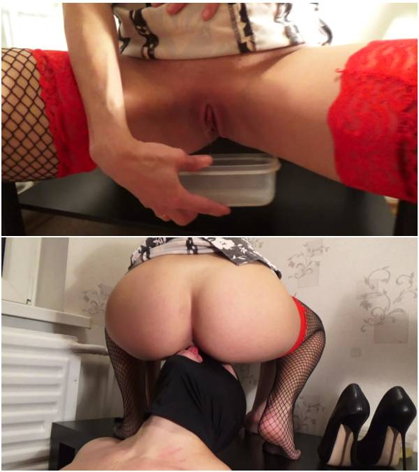 Mistress Emily - Mouth full of shit