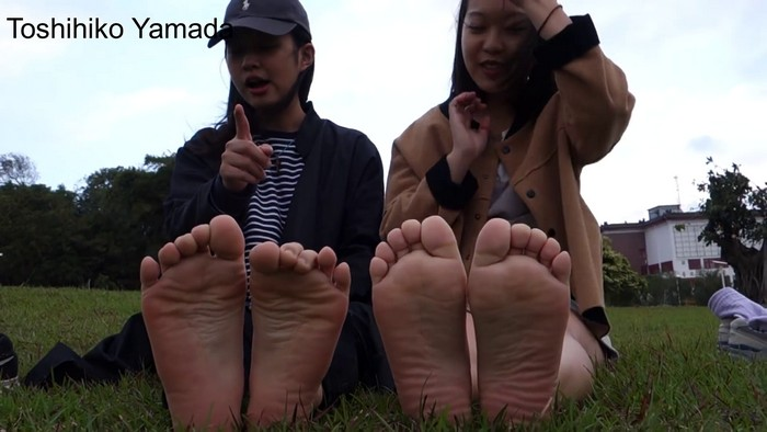 Toshihiko Yamada Pack (Asian, Foot Fetish)